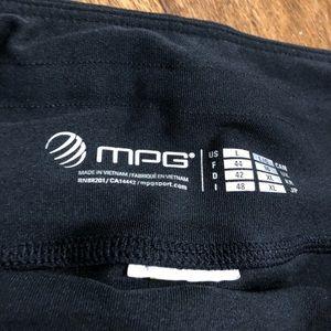 MPG cropped leggings